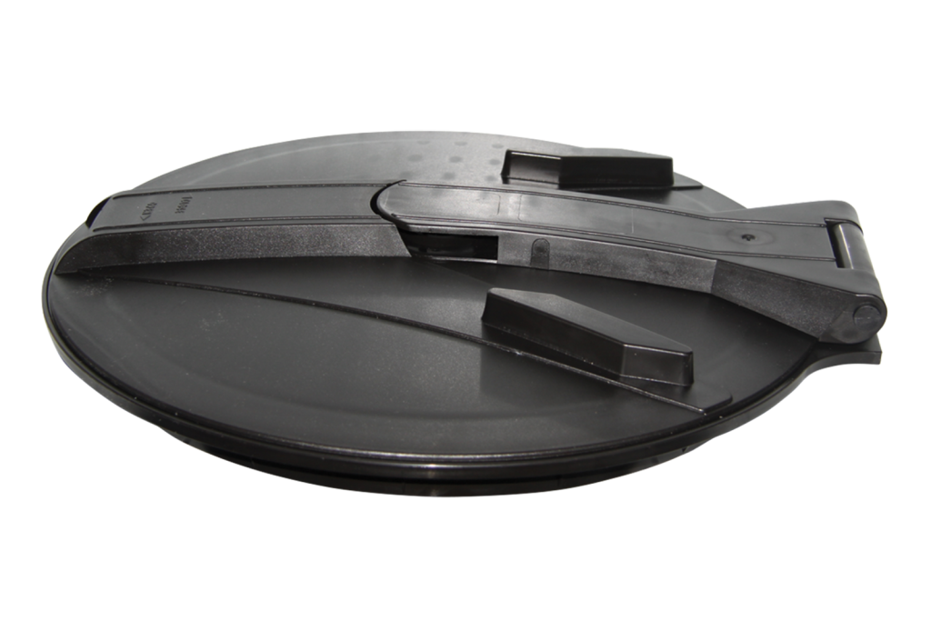 450mm hinge lid compL with rim & seal