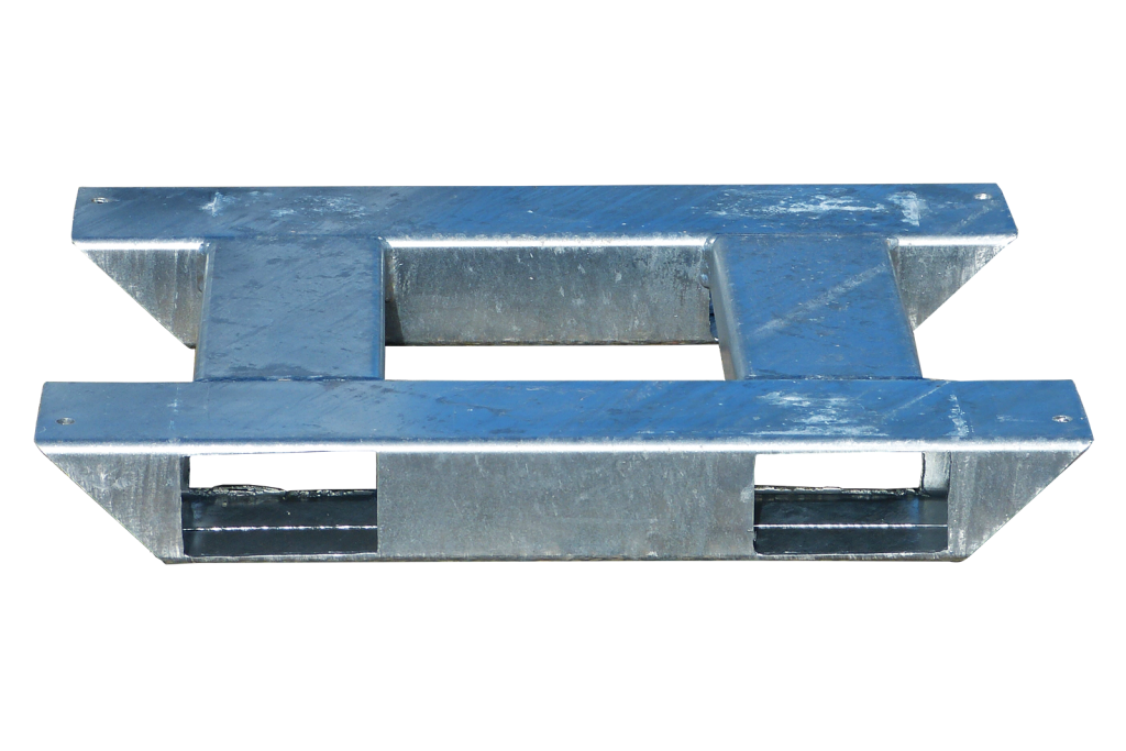 Steel frame with forklift points – ASFD00100