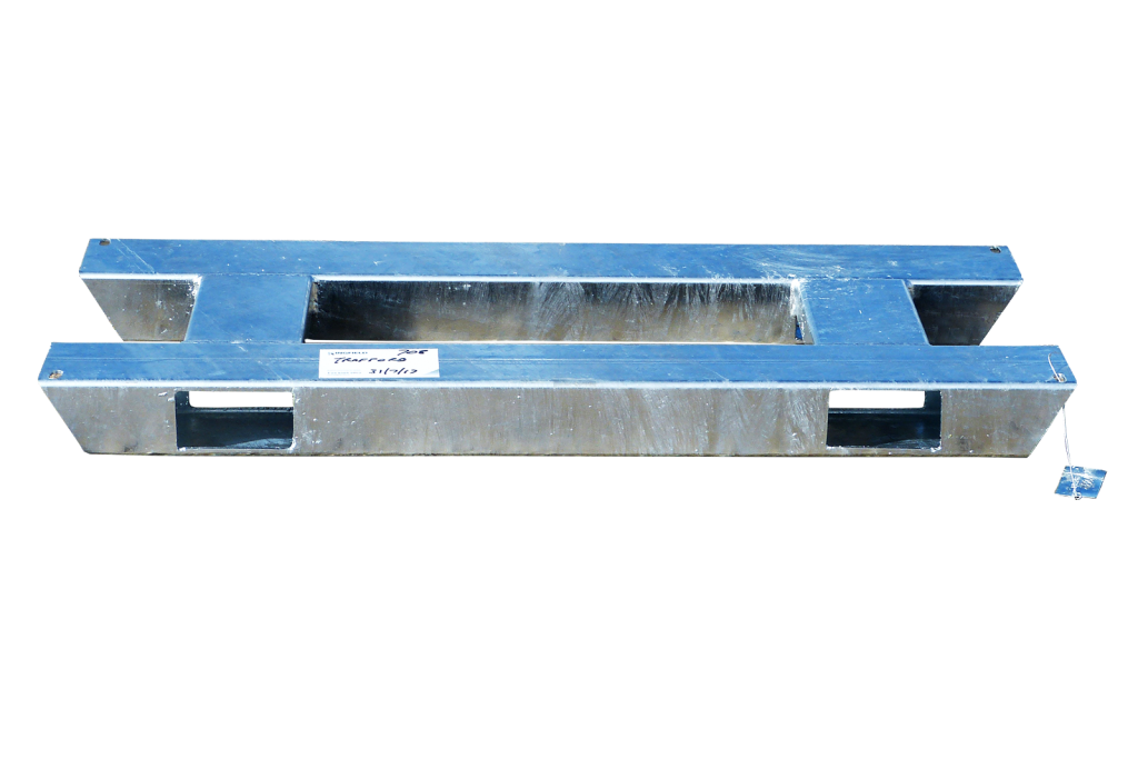 Steel frame with forklift points – ASFD00200