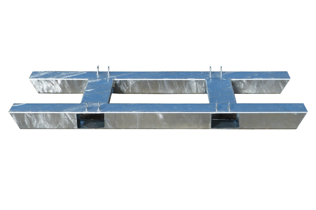 Steel frame with forklift points – ASFD00440