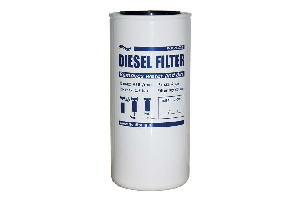 Filter cartridge only