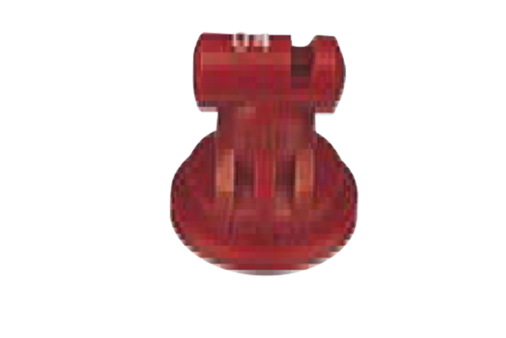 Turbo TeeJet Angle Flat Spray Tips Pack 10 Red