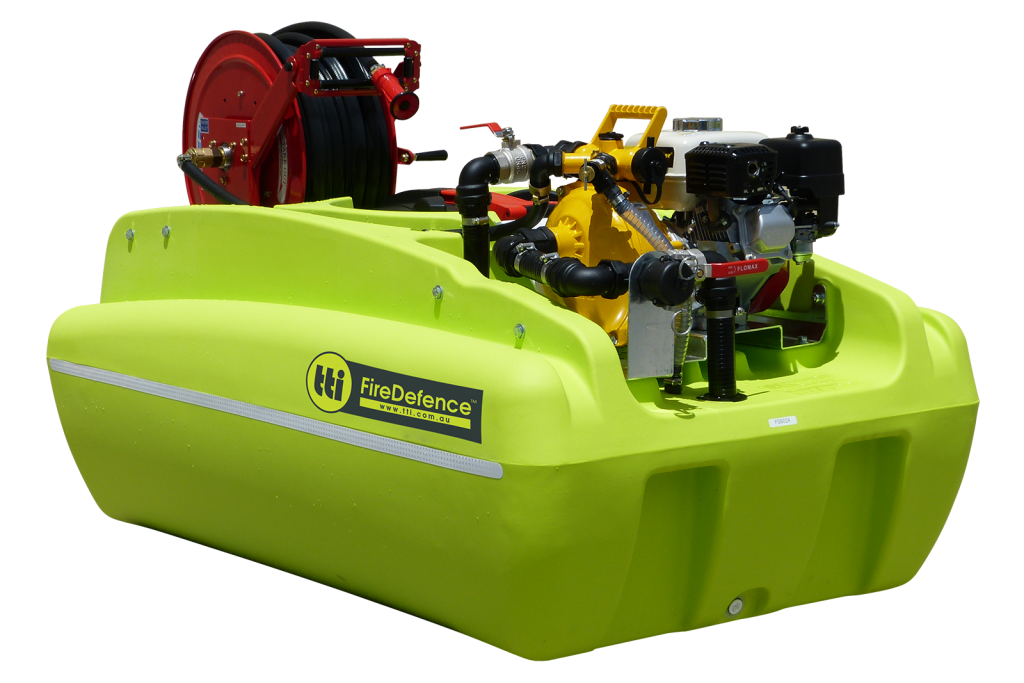 600L FireDefence™ Portable Fire Fighting Unit