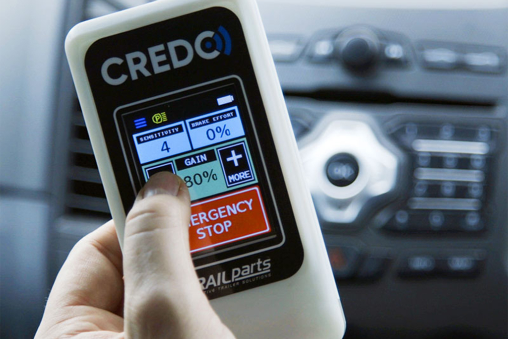Credo Self Contained Brake System